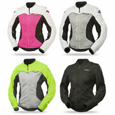 Fly Racing Womens Flux Air Mesh Motorcycle Jacket Riding Gear -Pick Size & Color