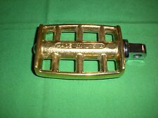 HARLEY DAVIDSON BRASS HEAVY DUTY KICKER PEDAL NEW PANHEAD SHOVELHEAD CHOPPER