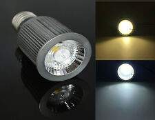 10x COB Lamp 7W/9W/12W E27/GU10/GU5.3 85-265V MR16 12V LED Spotlight Light Bulb