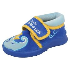 Infant Boys Clarks Casual Slippers 'Fish Soup'