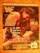 1994 WORLD WRESTLING MAGAZINE VINTAGE WCW PHOTOS WWF WRESTLER PHOTOS VINTAGE