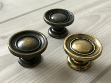 Retro Cabinet Door Pull Drawer Knob Dresser Knobs Antique Bronze Rustic Hardware
