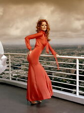 Marcia Cross Hot Actress Sexy Red Dress Giant Wall Print POSTER