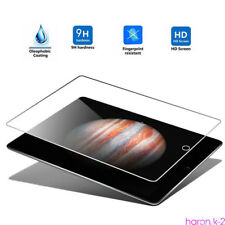 Tempered Glass Clear LCD Screen Protector Anti-Glare Fingerprint Fr iPad 2 3 Pro