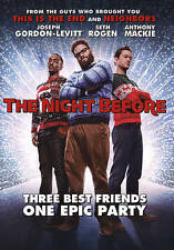 The Night Before (DVD, 2016)
