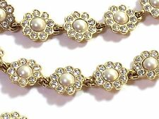 Kate Spade Park Avenue Pearls Necklace NWT Feminine & Delicate Pearl & Crystal