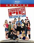 American Pie Presents: The Book of Love (Blu-ray Disc, 2009, Rated/Unrat * NEW *