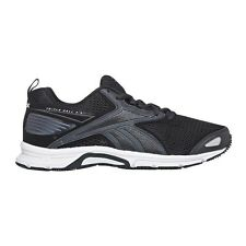 Reebok TripleHall-5 MEN'S RUNNING SHOES, BLACK/WHITE - Size US 11.5, 12 Or 13