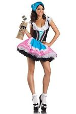 Costume Be Wicked Sexy Beer Girl Dress 1120
