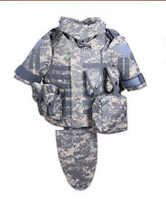 Military Tactical Airsoft Paintball OTV Combat Vest Molle Survival Game Armor