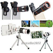 US 8X 12X 18X Zoom Phone Camera Telephoto Telescope Lens For iPhone 7 6 6S SE 5S