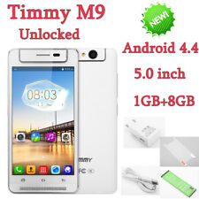 Timmy M9 5.0 inch Unlocked Smartphone Android 4.4 MTK6582 Quad Core 1GB+8GB GPS