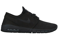 NEW Nike SB AIR Stefan Janoski Max Premium 2016 Blackout LTD Sneakers 807497 004