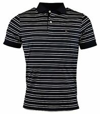 Tommy Hilfiger Mens Striped Performance Polo Shirt - Choose SZ/Color
