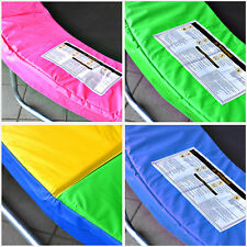 8 10 12 13 14 FT Replacement Trampoline Pad Safety Guard Spring Cover Padding UK