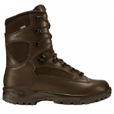 LOWA Recce Boots GORE-TEX® Military Brown Combat Boot Military Army Cadet