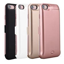 5000/8000mAh External Battery Charger Case Cover Power Bank For iPhone 7/7 Plus