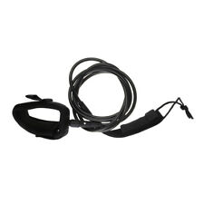 6ft Surfing Surfboard Leash Leg Rope & Neoprene Ankle Cuff and Swivel Joints