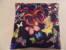 Designers Guild 100% Cotton Fabric Butterfly Parade Oscuro Cushion Cover