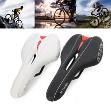 YAFEE - 1021 Sports Bike MTB PU Leather Saddle Racing Bicycle Hollow Saddle Seat