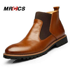 Spring/Autumn Fashion Men's Boots, British Style Fashion Ankle Boots