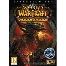 World of Warcraft: Cataclysm Expansion Pack for Mac/PC New/Sealed