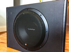 *NICE* Rockford Fosgate Punch P300-12 Inch 300W Powered Subwoofer