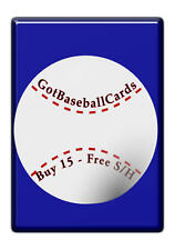 2014 Topps Stickers Baseball #251-311- Finish Your Set -WE COMBINE S/H