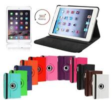 360 Rotating Leather Smart Cover Hard Back Case Sleep/Wake For Apple iPad 2 3 4