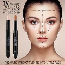 Contour Makeup Concealer High Definition Beauty Concealer & Corrector W/Sponge