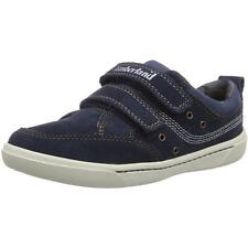 Timberland Littleton Infant Navy Suede Shoes