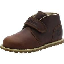 Timberland Pokey Pine Chukka Infant Medium Brown Leather Ankle Boots