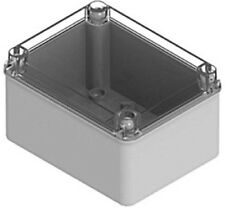 Gewiss PVC ENCLOSURE High Wall, Clear Lid, IP56 - 300x220x170mm Or 380x300x170mm