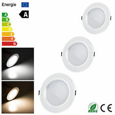 New Dimmable 3W 5W 7W 9W COB LED Ceiling Downlight Lamp Recessed Spot Light Bulb