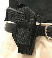 Side Gun Holster fits Sig Sauer P238 Built In Magazine Pouch Big Dog Holsters