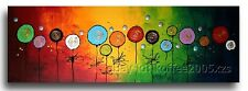 Framed Hand Painted Abstract Oil Painting Modern Canvas Wall Art Decor Artwork