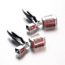 Popular Mens Geometric Dress Shirt Cufflinks Cuff Links Wedding Groom Party Gift