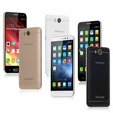 """5.5"""" Unlocked Android Dual SIM Quad Core WIFI GPS Smartphone For 3G Mobile Phone"""