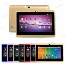 XGODY 7'' 8GB Android 4.4 Tablet PC Quad Core Dual Cameras WIFI Bluetooth 7 inch