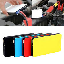 Portable 8000mAh 12V Car Auto Jump Starter Battery Charger Power Bank Booster