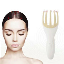 Electric Vibrating Head Massage Head SPA Scalp Octopus Body Relax Stress Relief