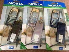 REPLACEMENT MOBILE PHONE FASCIA / HOUSING / FRONT & BACK COVER NOKIA 6610 PHONES