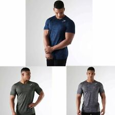 Hot Mens Gymshark Body Training Top T-shirts Muscle Brothers Slim Fit Sportwear