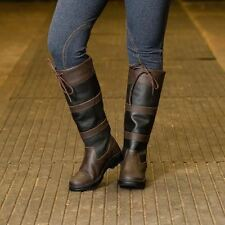 Joy Rider New Equestrian Water Resistant Horse Riding Country Walking Tall Boots