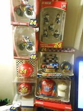 VARIOUS Nascar Christmas OrnamentS Signed Jeff Gordon #24 JIMMIE JOHNSON #48