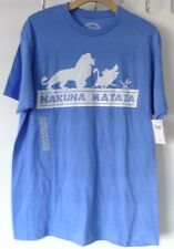 WALT DISNEY LION KING HAKUNA MATATA GRAPHIC TEE T-SHIRT BRAND NEW MENS