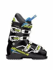 2013 NORDICA DOBERMANN TEAM 80 BLK JUNIOR RACE BOOTS
