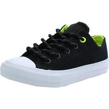 Converse Chuck Taylor All Star II Shield Canvas Junior Black Textile
