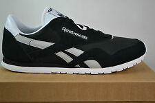 Reebok classic Cl nylon slim pigment Shoes Shoes Sneakers trainers black Size