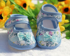 Shoes Shoes Flower 2016 Toddler PU Leather Sole Infant Soft Dot 0-18M Crib Baby